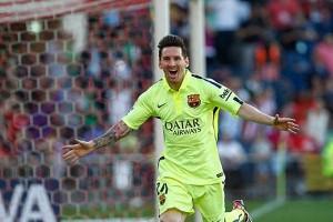 بارسلونا برای بیست و سومین بار قهرمان لالیگا شد