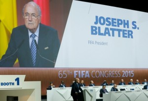سپ بلاتر بار دیگر رئیس فیفا شد