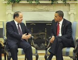مسعود بارزانی: وحدتعراق اختیاری است نه اجباری!