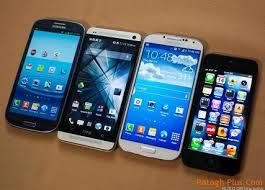 قیمت انواع تلفنهایهمراه پرفروش در بازار 10 اردیبهشت 1394