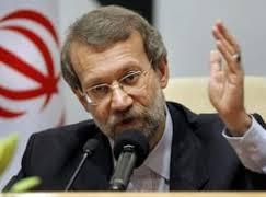 لاریجانی: متن توافقنامه نهایی در چارچوب مذاکرات در حال نگارش است