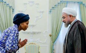 رئیس جمهور: ايران برای حل موضوع هستهای از اراده جدی برخوردار است