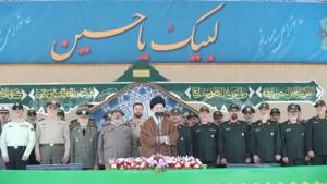 رهبرانقلاب: درصددند جنگهای نیابتی را به مرزهای ایران بکشانند