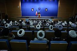 روحانی: در شرایط کنونی، رویکرد اعتدال برای معرفیصحیح اسلام ضرورتاست
