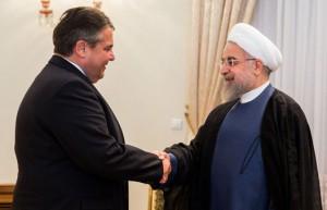 دیدرار رئیس جمهور با معاون صدر اعظم آلمان