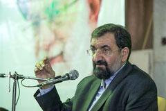 محسن رضایی: مذاکره با ۱+۵ تقریبا به نتیجه رسیده است