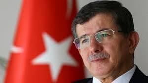 احمد داود اغلو: ادعای حمایت ترکیه از گروه تروریستی داعش را تکذیب می کنم