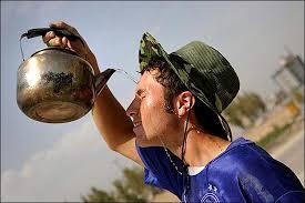 شرجی خوزستان از 80 درصد گذشت