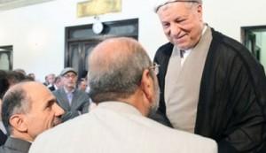 آیت الله هاشمی رفسنجانی: پذیرش برجام با اذن رهبری بود