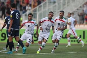 مقدماتی جامجهانی و جام ملتها؛ ایران6-0گوام