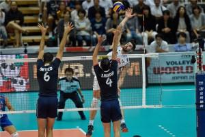 جام جهانی والیبال ژاپن/تیم ملی والیبال ایران 0-3 ایتالیا