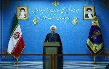 رئیسجمهور در مجمع فرماندهان سپاه: انقلابی بودن به سخن گفتن نیست