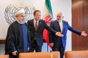 روحانی در دیدار به بانکیمون: سازمانملل وظایف قانونی عربستان را متذکر شود