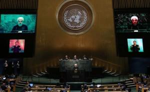 سخنان رئیس جمهور در اجلاس سران برای توسعه پایدار