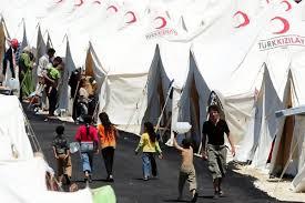 سکونت 2.2 میلیون آواره سوری فقط در ترکیه