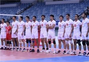 جام جهانی والیبال؛ ایران 1 آمریکا 3