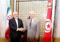اظهارات ظریف در دیدار با همتای تونسی