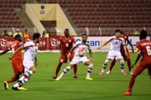 فیلم مسابقه فوتبال ایران1-1عمان