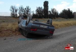 تصاویری از سوانح رانندگی 2 ماه اخیر در جادههای منطقه آزاد ماکو
