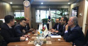 مذاکره طرفین ایرانی و چینی برای احداث خط آهن جلفا تا ماکو