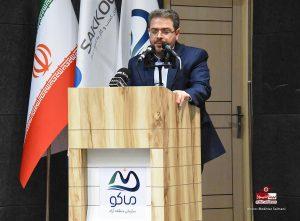 دکتر محمدرضا عبدالرحیمی مدیرعامل سازمان منطقه آزاد ماکو شد
