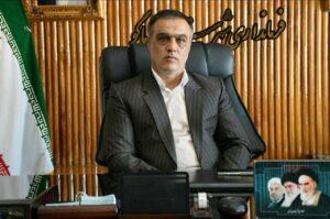علی محمدی ایروانلو به سمت فرماندار شهرستان ماکو منصوب شد